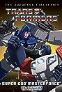 Transformers: Chôjin Master Force (1988) Poster