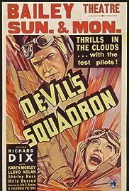 Devil's Squadron Poster