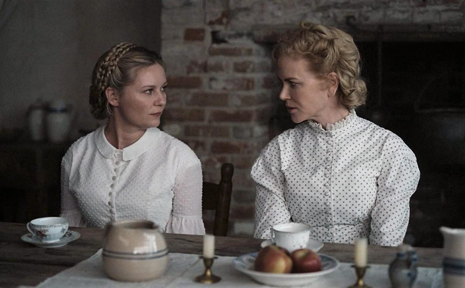 Nicole Kidman and Kirsten Dunst in The Beguiled (2017)