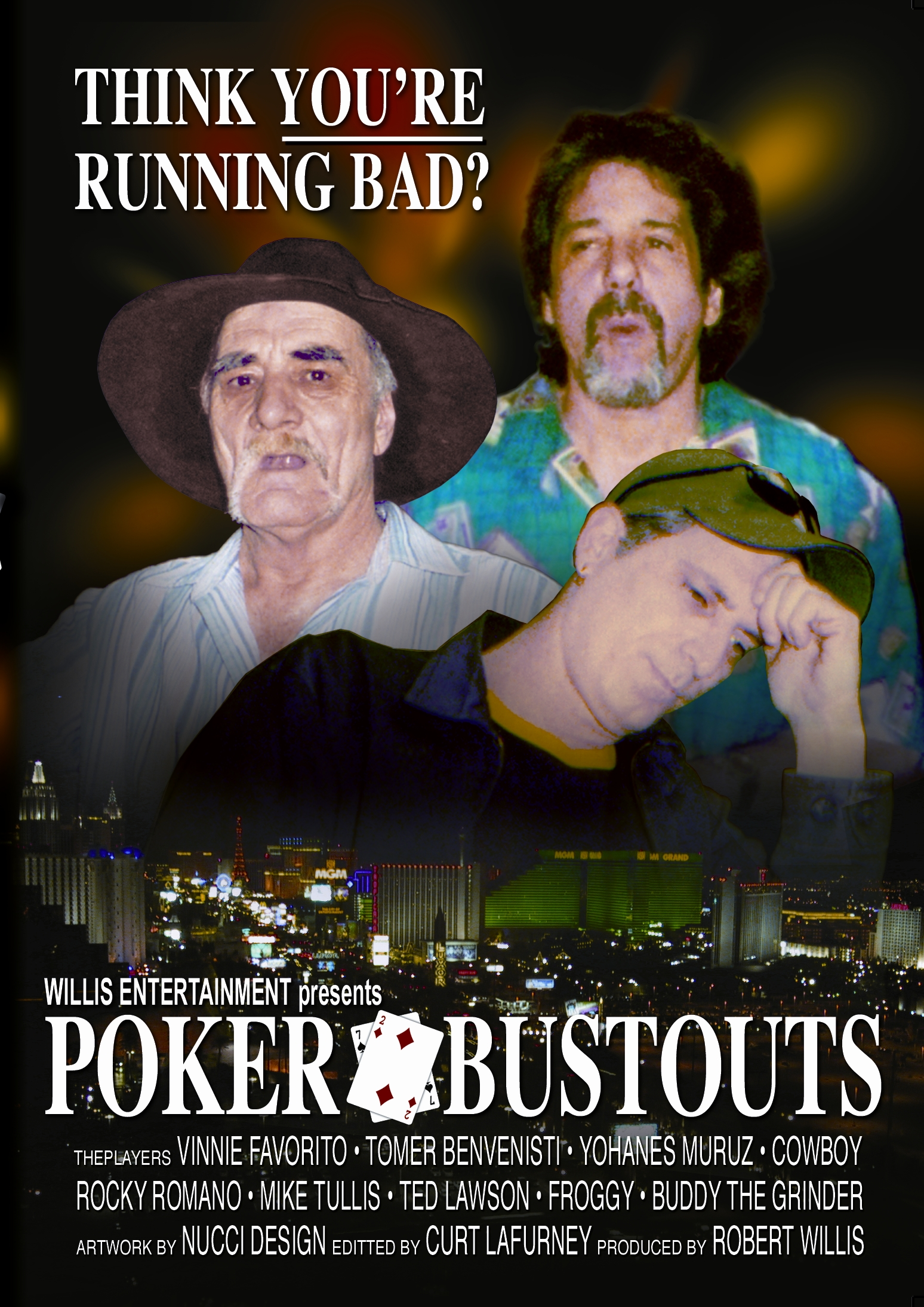 Poker bustouts documentary 2 5 omaha poker strategy pot limit