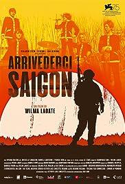 Arrivederci Saigon Poster
