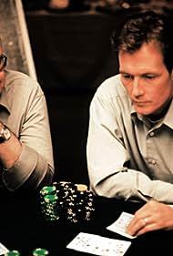 Robert Patrick and Frank Sinatra Jr. in The Sopranos (1999)