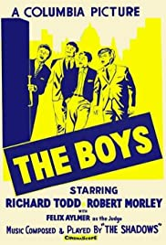 The Boys (1962) Poster - Movie Forum, Cast, Reviews
