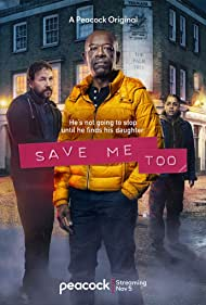 Stephen Graham, Lennie James, and Olive Gray in Save Me (2018)