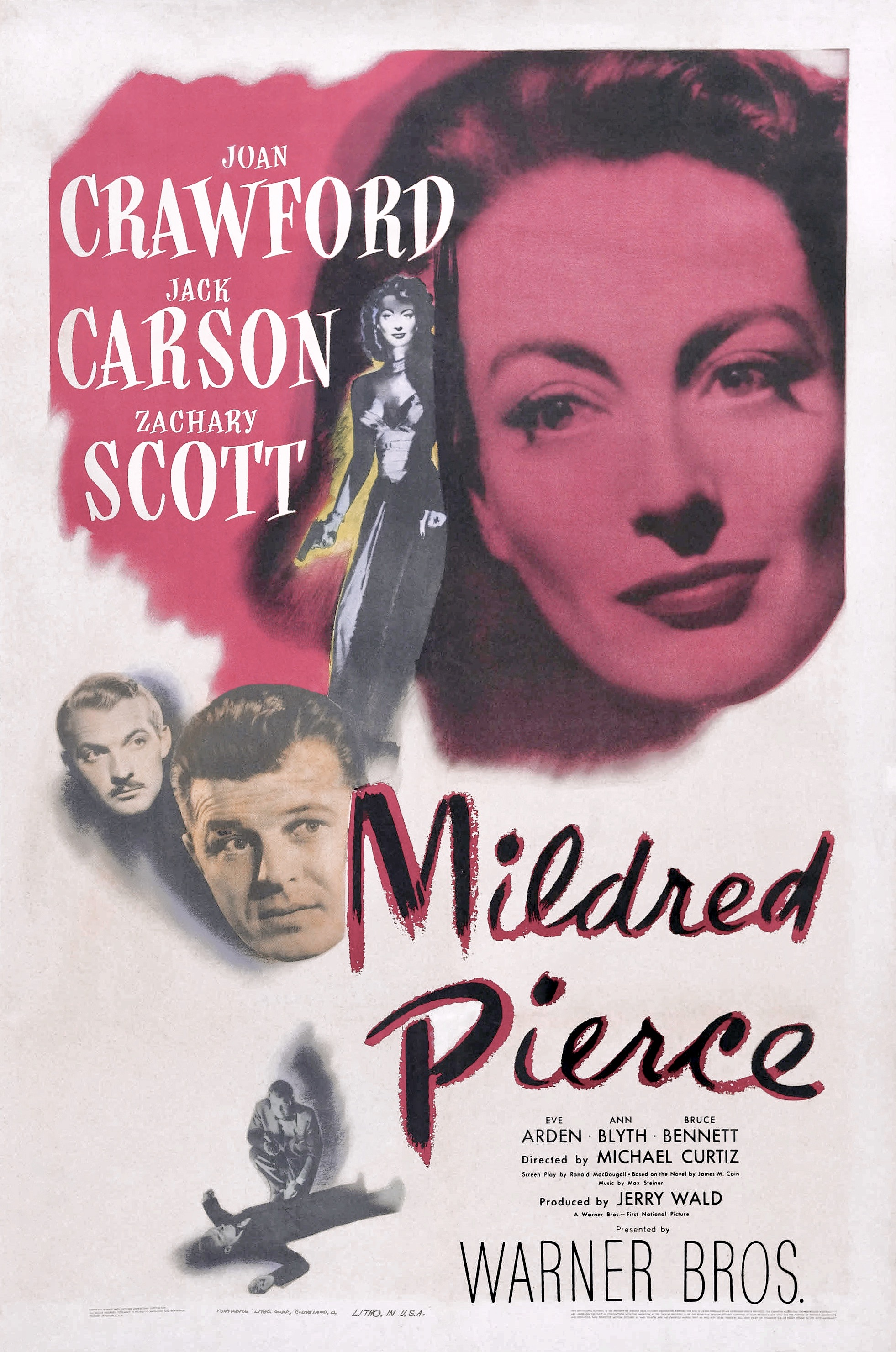 Poster Image of  Mildred Pierce