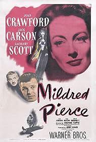 Eve Arden, Joan Crawford, Ann Blyth, Bruce Bennett, and Zachary Scott in Mildred Pierce (1945)