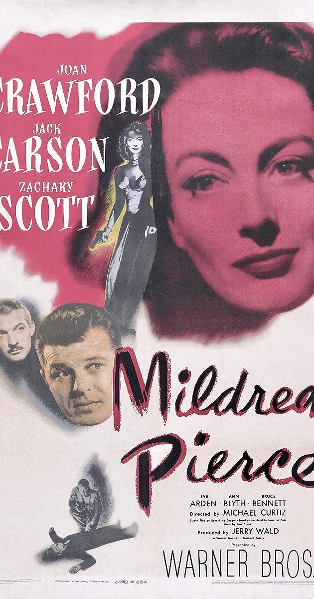 Subtitle of Mildred Pierce