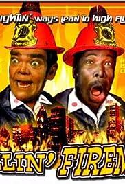 Duelin' Firemen! Poster
