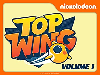 Dvd movie watching Top Wing by none [mpg]