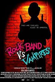 Rock Band Vs Vampires Poster