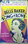Song of Love (1929) Poster