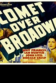 Comet Over Broadway (1938) Poster - Movie Forum, Cast, Reviews