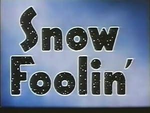 Izzy Sparber Snow Foolin' Movie