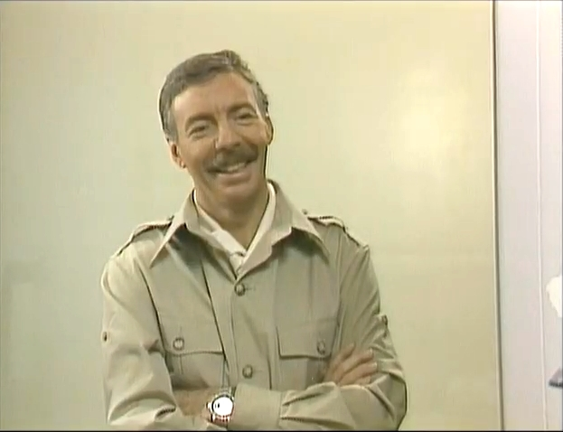 Michel Forget in Avec un grand A (1986)