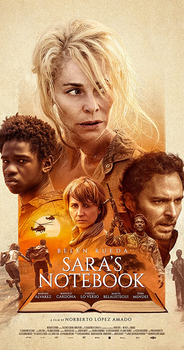 Saras Notebook (2018)