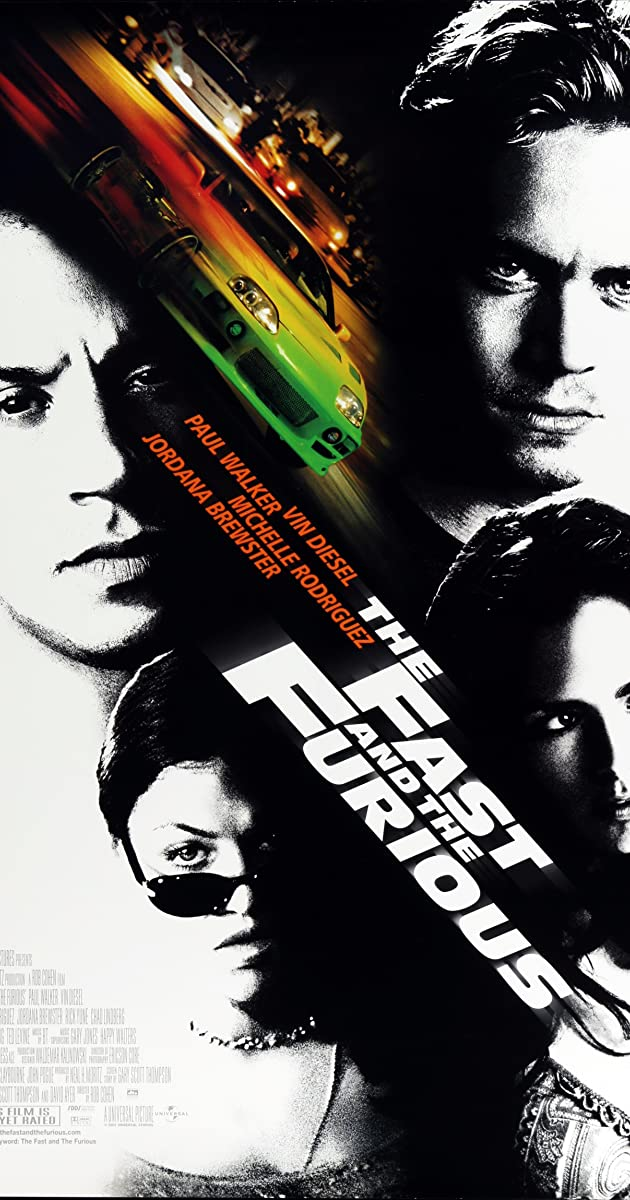 The Fast and the Furious yts torrent magnetic links