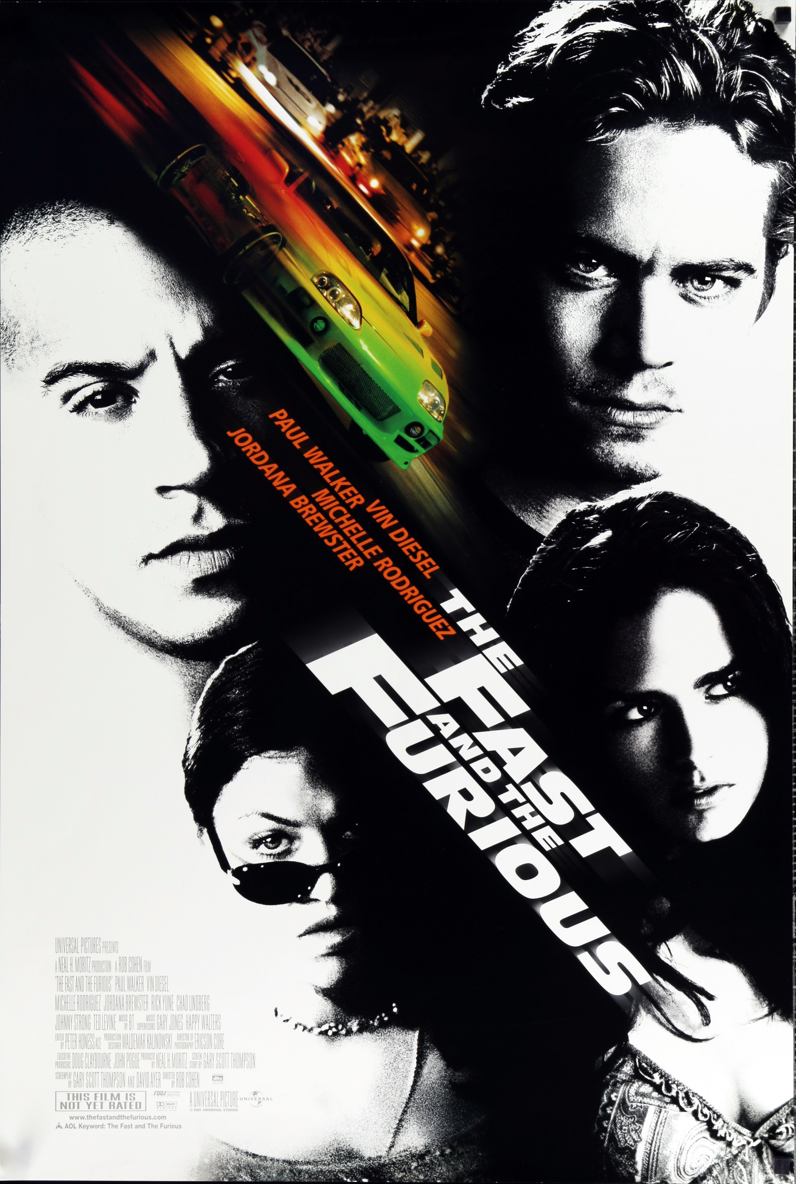 The Fast and the Furious (2001) BluRay 480p, 720p, 1080p & 4K-2160p