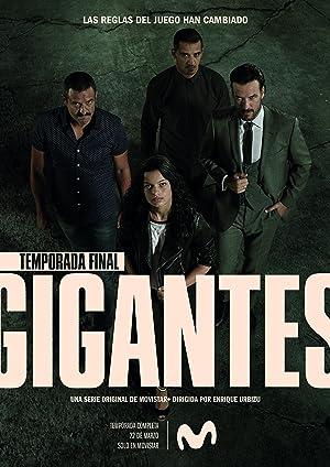 Where to stream Gigantes