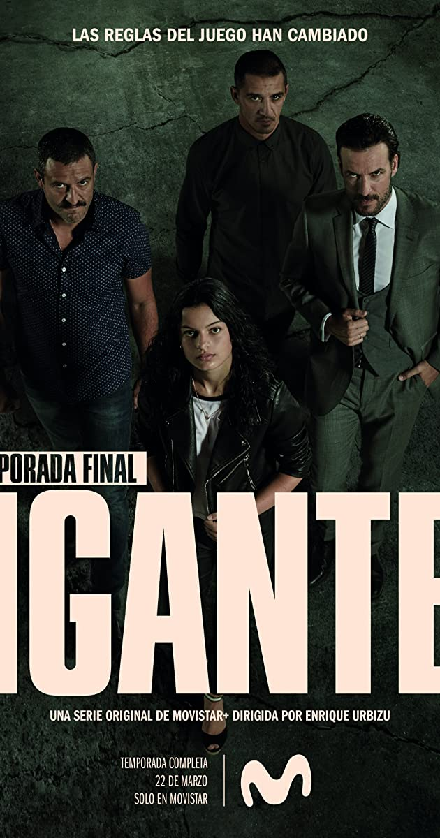 Download Gigantes or watch streaming online complete episodes of  Season2 in HD 720p 1080p using torrent