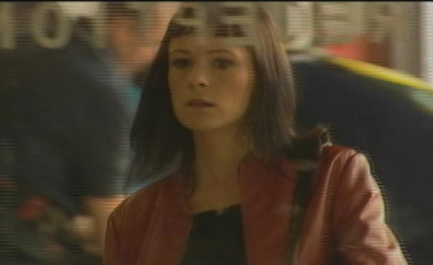 Catrin Powell in Belonging (2000)