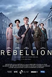 Rebellion Poster - TV Show Forum, Cast, Reviews