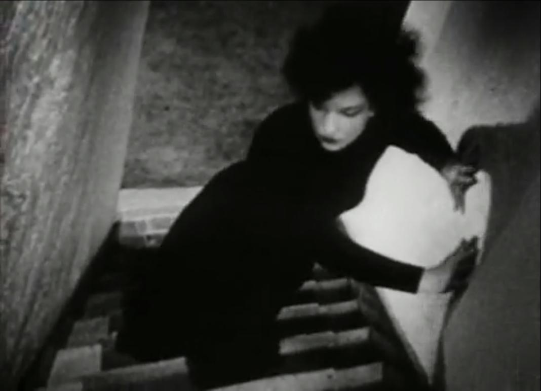 Maya Deren in Meshes of the Afternoon (1943)