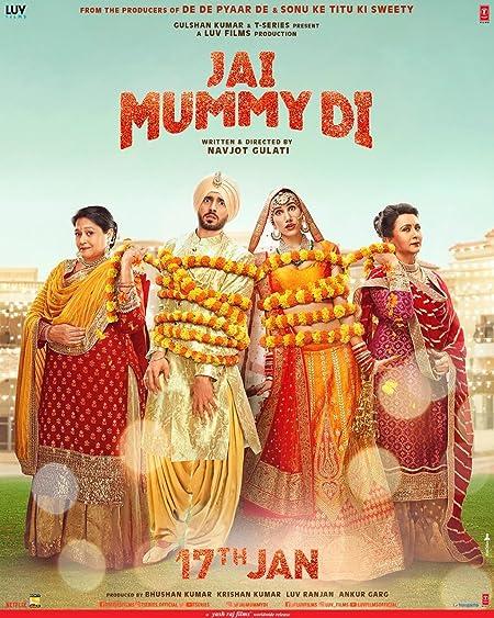 Jai Mummy Di (2020) Hindi WEB-DL - 480P | 720P | 1080P - x264 - 400MB | 1.1GB | 2.3GB - Download & Watch Online  Movie Poster - mlsbd