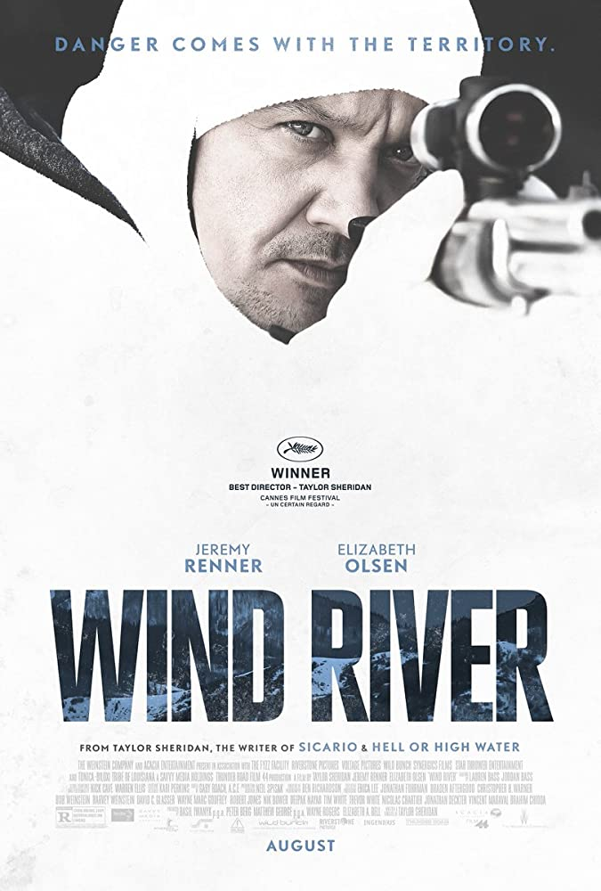 Jeremy Renner in Wind River (2017)
