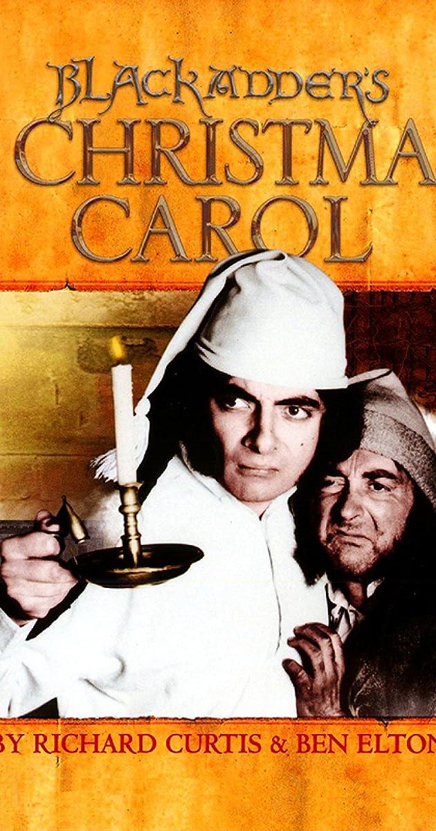 Christmas Carols Movie.Blackadder S Christmas Carol Tv Movie 1988 Imdb