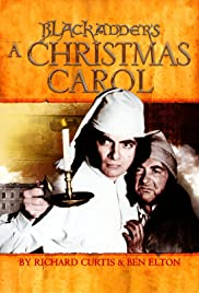 Blackadder's Christmas Carol Poster