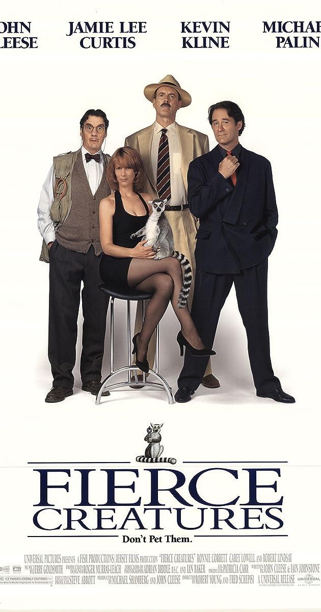 ae8bc86d90 Fierce Creatures (1997) - John Cleese as Rollo Lee - IMDb