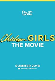 Chicken Girls: The Movie Poster