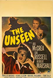 The Unseen (1945) Poster - Movie Forum, Cast, Reviews