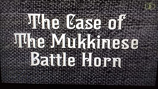 Adult movie clip download The Case of the Mukkinese Battle-Horn [mkv]