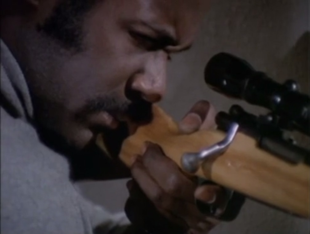 Richard Roundtree in Shaft (1973)