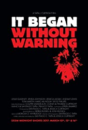 It Began Without Warning Poster