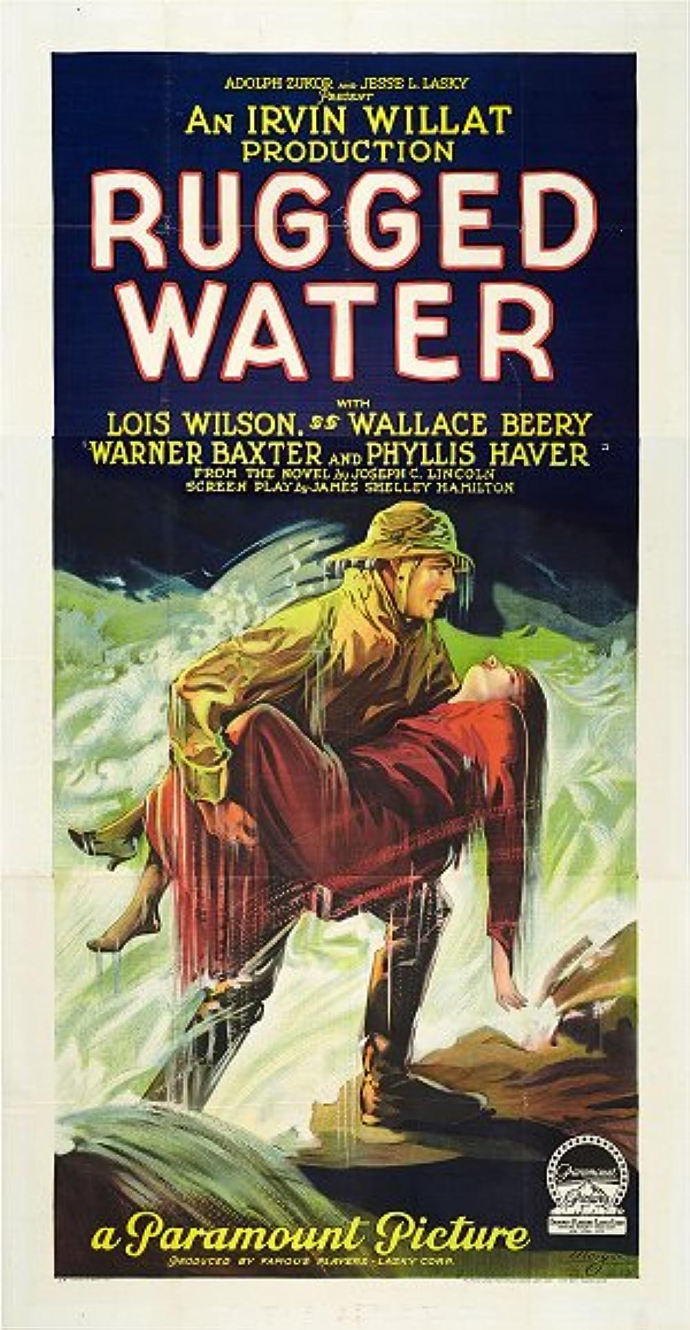 Rugged Water (1925) - IMDb