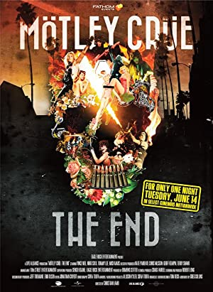 Motley Crue: The End (2016)