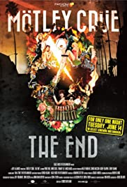 Motley Crue: The End Poster