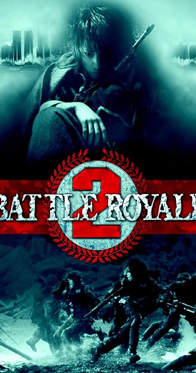 Subtitle of Battle Royale II