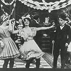 Charles Chaplin in Tango Tangle (1914)
