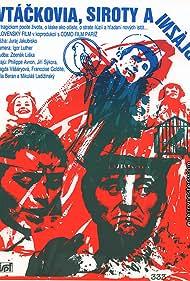 Vtáckovia, siroty a blázni Poster - Movie Forum, Cast, Reviews