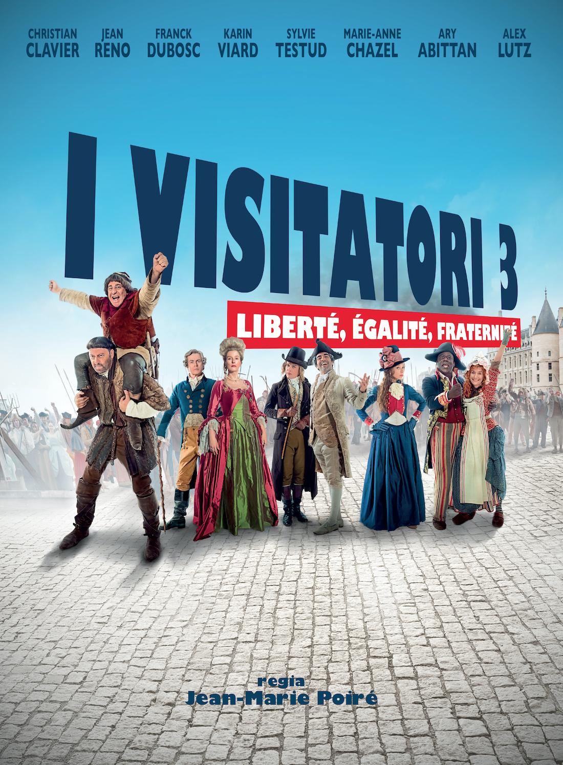 Filme Os Visitantes - A Revolução Download