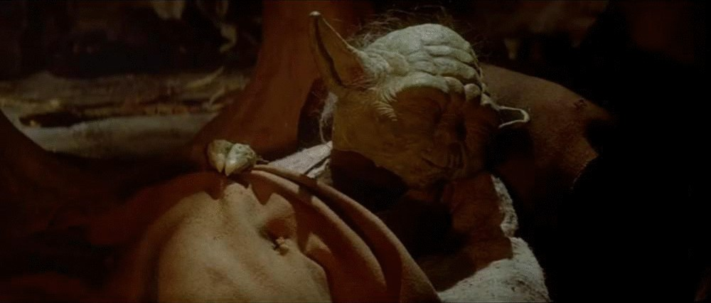 Frank Oz in Star Wars: Episode VI - Return of the Jedi (1983)