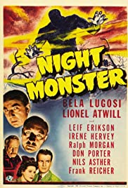 Night Monster Poster