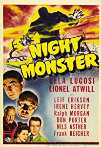 Latest movie trailers download Night Monster USA [HDRip]