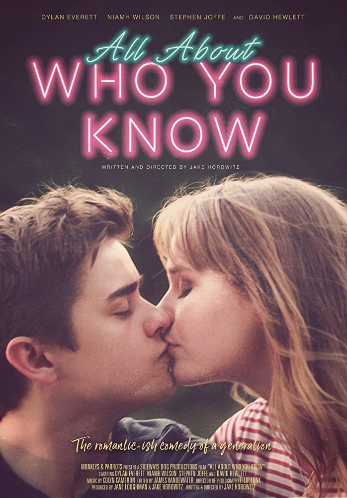 All About Who You Know 2020 English 350MB HDRip