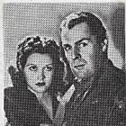 Brian Donlevy and Julie Bishop in Behind Prison Gates (1939)