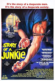 Story of a Junkie (1985) Poster - Movie Forum, Cast, Reviews