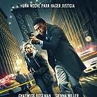 Sienna Miller and Chadwick Boseman in 21 Bridges (2019)